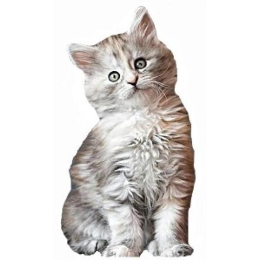 Imãs de Geladeira - Gato Branco
