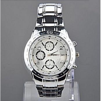 Relógio De Pulso Luxo Masculino Movimento a Quartzo